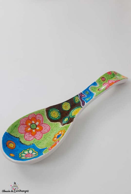 Reposa cucharas Almacén de Luciérnagas
